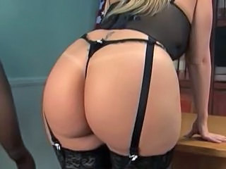 Ass Big Tits Blonde Bus Interracial Lingerie MILF Pornstar Stockings