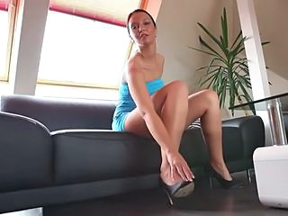 Amazing German Solo Teen
