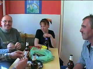 Amateur Daddy Drunk Gangbang Old and Young