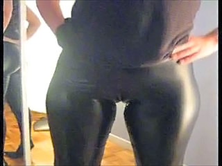 Amateur Latex Stripper