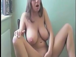 Amateur Amazing Big Tits Homemade Masturbating MILF Natural Orgasm SaggyTits Solo
