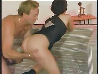 Ass Babe Brunette Fisting German Pornstar