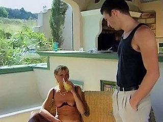 French Hairy Mature Mom Small Tits Squirt
