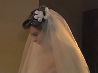 Bride Brunette Cute Russian