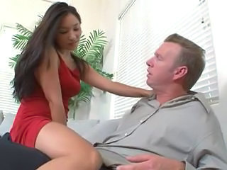 Asian Babe Daddy Pornstar Wife