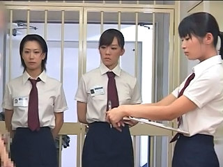 Japanese Prison Teen Uniform
