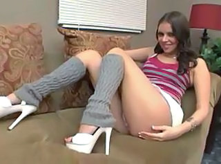 Amazing Cute Legs Teen Young