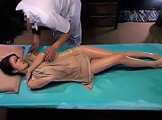 Amazing Asian Japanese Massage MILF Oiled