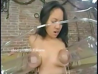 BDSM Blond Fetiš MILF