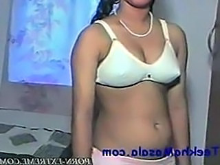 Amateur Bonita India Adolescente