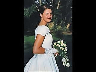 Bride Brunette Cute German Teen