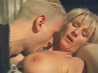 Big Tits Blonde Family Mature Mom