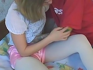 Amateur Blonde Pantyhose Russian Teen