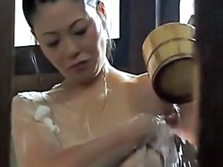 Bathroom Chinese Mature