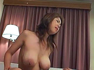 Big Tits Dancing Japanese MILF