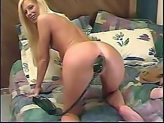 Anal Blonde Cute Insertion Webcam