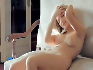 Amazing Blonde Erotic Small Tits Teen Young
