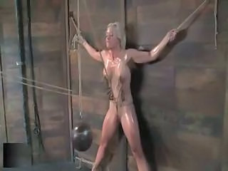 Bdsm Blonde Bondage Pain