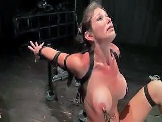From Tight Device Bondage To Damn Brutal Pussy Stimulation