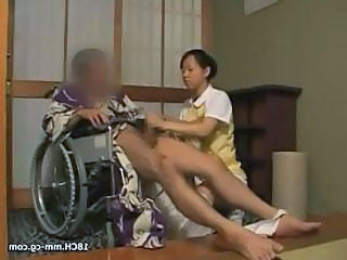 Asiatiske Handjob Teenager