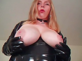 Big Tits Fetish Latex Masturbating Mature Natural