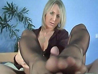 Feet Pantyhose