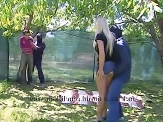 Blonde Forced Groupsex Hardcore MILF Outdoor Pornstar