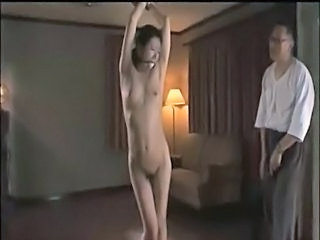 Bondage Cute Japanese Small Tits Teen
