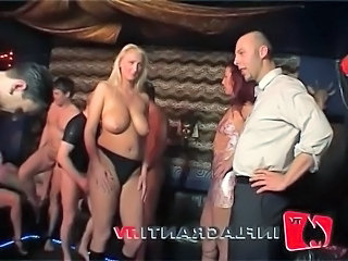 Amateur German MILF Orgy Party Swingers