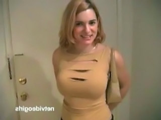 Amateur Big Tits Blonde Cute Teen