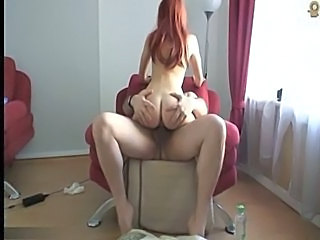 Ass Cute Hardcore Redhead Riding Teen