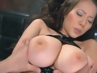 Big Tits Bus Japanese MILF Pornstar