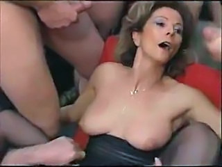 Mother and daughter mega sperm party  free