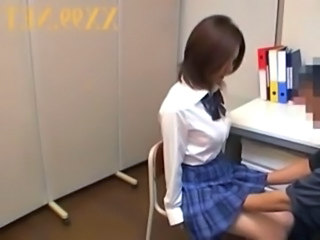 Cute Japanese Skirt Student Teacher