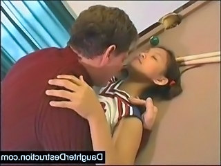 Asian Cheerleader Cute Daddy