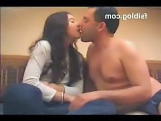 Amateur Arab Kissing Teen