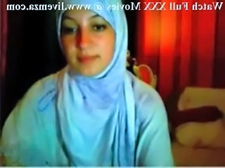 Arab Cute Student Teen Webcam