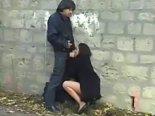 Blowjob Cash Clothed Outdoor Public Turkish