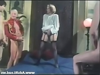 Groupsex MILF Stockings Vintage