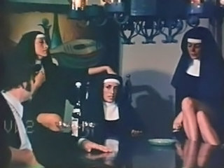 MILF Nun Uniform Vintage