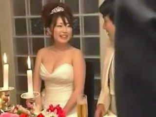 Amazing Asian Bride Wife