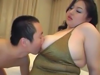 Asian BBW Japanese MILF Natural