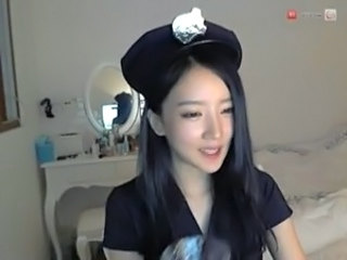 Asian Cute Korean Skinny Uniform Webcam