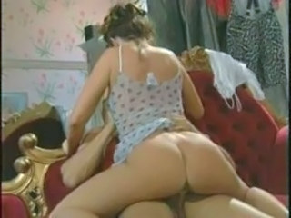Ass European Italian MILF Riding Vintage