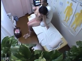 Asian  Japanese Massage Voyeur