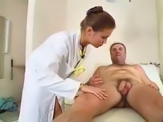 Babe Cute Nurse Old and Young Uniform