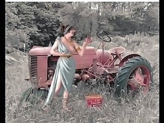 Farm Outdoor Teen Vintage