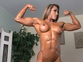Asian MILF Muscled Thai