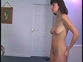 Mature Pain SaggyTits Spanking