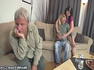 MILF Pornstar Threesome